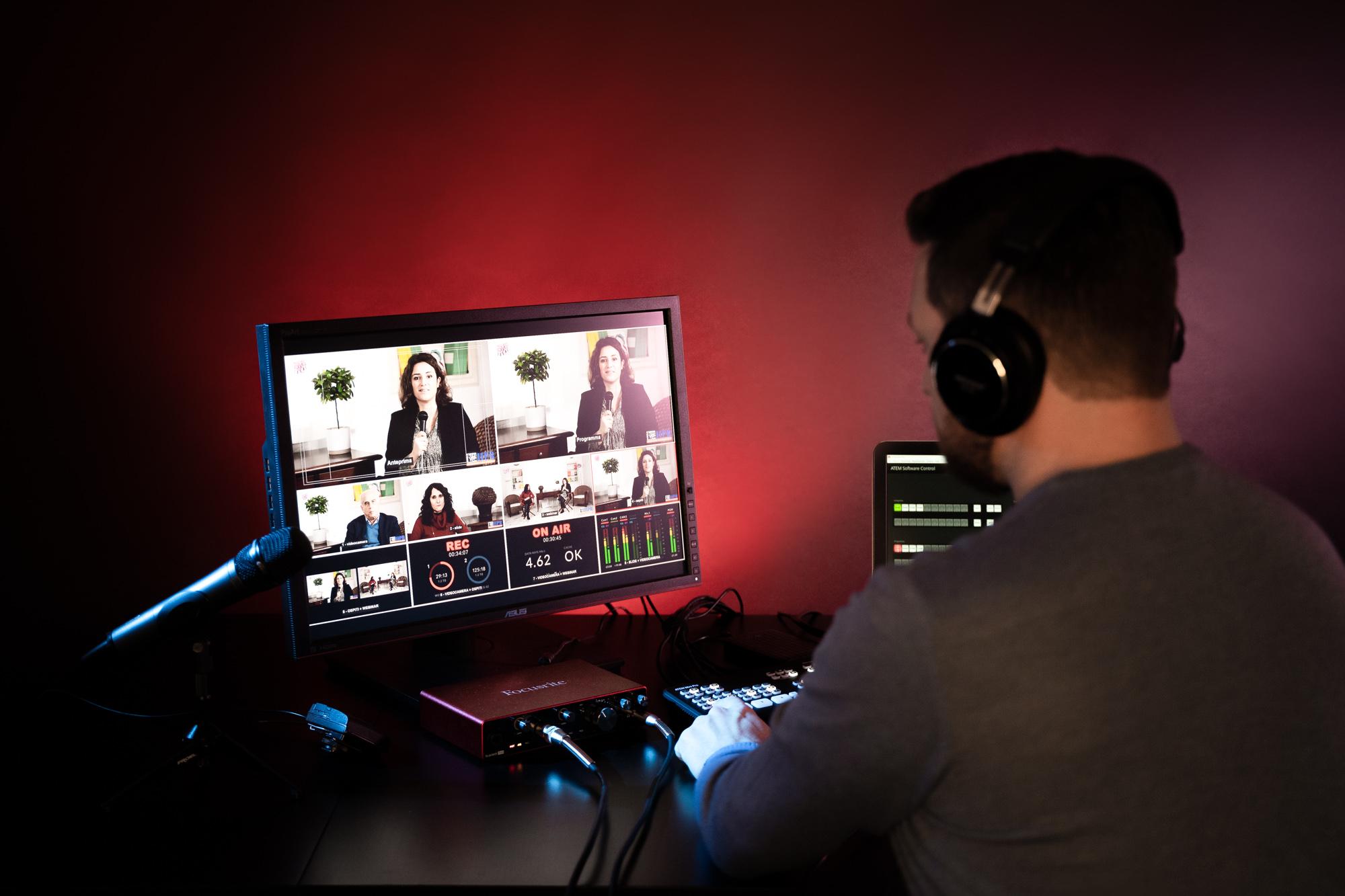 video formazione a distanza