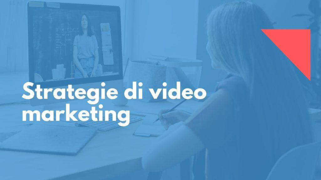 strategie di video marketing